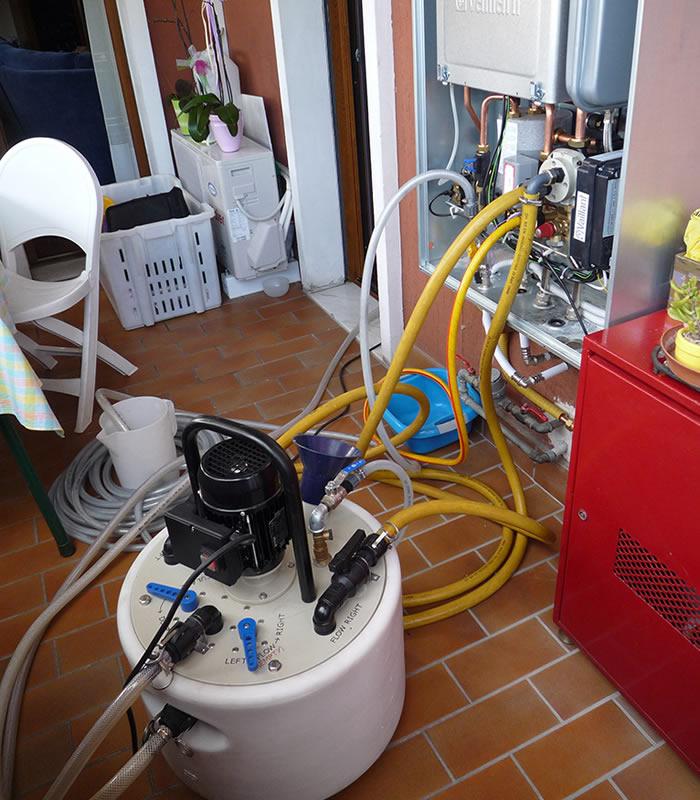 La casidraulica manutenzione caldaia vaillant for Manutenzione caldaia